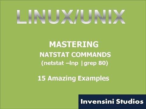 Mastering Linux Netstat Command