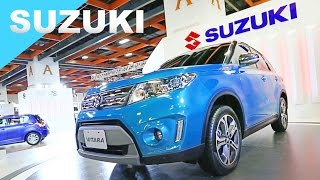 Suzuki - 2016 世界新車大展   特別報導