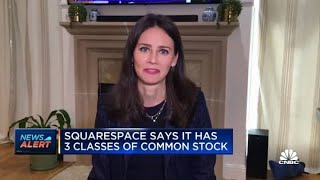 Squarespace files for IPO of up to $100 million in common stock