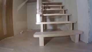 Компактная Деревянная Лестница(Лестница из бука., 2014-10-19T19:36:20.000Z)