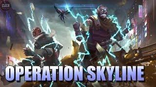 S.A.B.E.R. Squad - Operation Skyline Story Trailer Mobile Legends