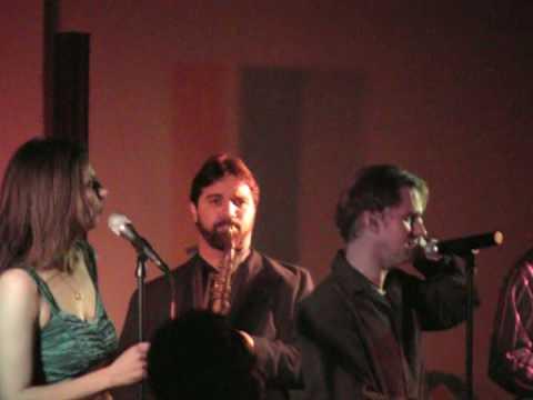 Factory Band Boogie Man Granbury NYE 08