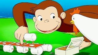 George O Curioso 🐵O Macaco Porteiro 🐵Jorge O Macaco Curioso🐵Desenhos Animados