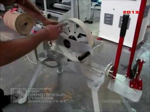 видео: Мерная перемотка кабеля, каната, троса, шланга