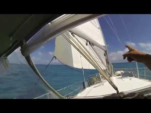 (Bölüm 23) Yelken Seyri  Yelken Nasıl Çalışır? Tramola Atmak  Yelkenlide Hayat Bölüm 2