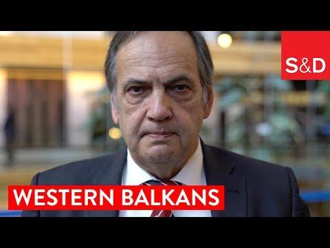Knut Fleckenstein on the Western Balkans Strategy