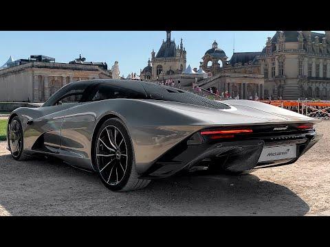 McLaren Speedtail (2020) – Excellent Hypercar!