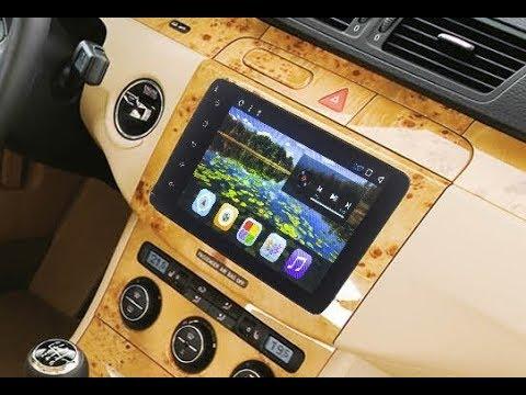 Штатная магнитола Toyota(+Daihatsu) универсальная 2DIN (200x100мм) Android CF-3048M