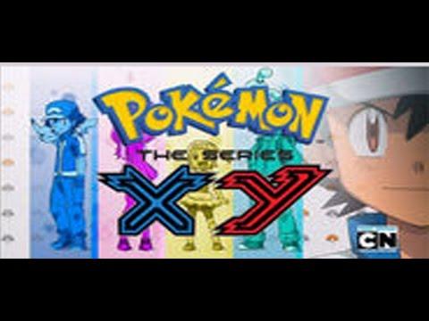 pokemon xy opening ¡atraparlos ya! full español latino