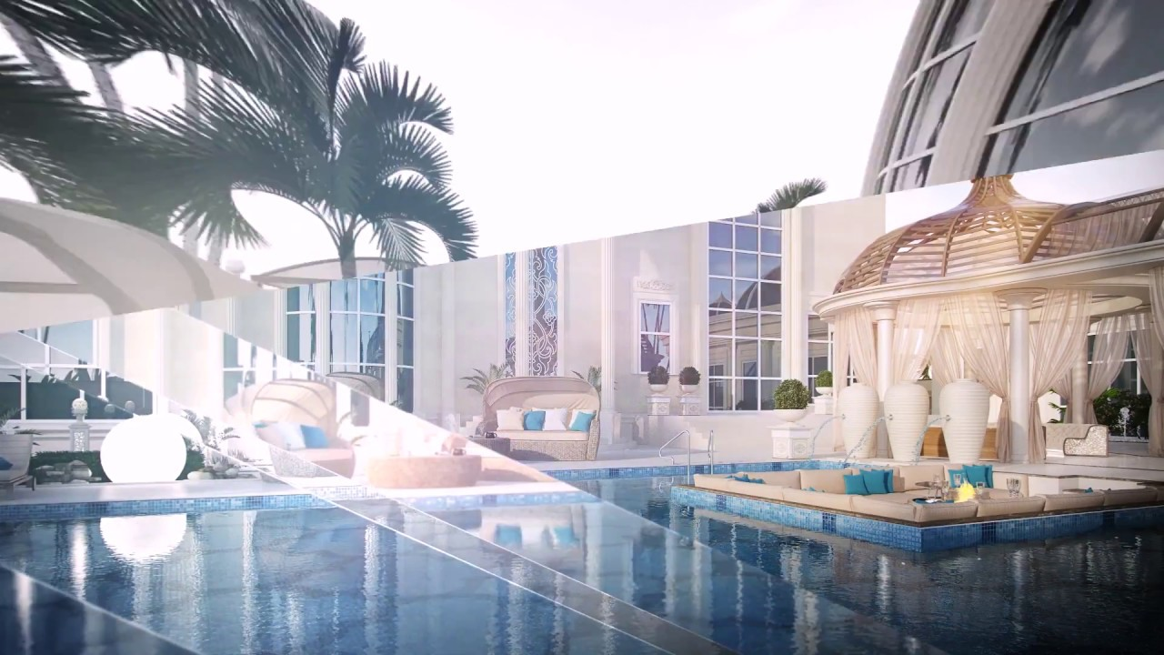 Top Luxury Exterior Design firm in Dubai - YouTube