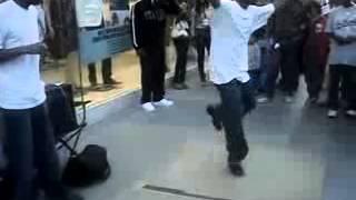 street tap dancing, claquette