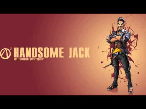 All of Handsome Jack's Dialogue|Borderlands 2