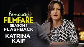 Download lagu Katrina Kaif about her biggest life lessons Katrina Kaif Interview Famously Filmfare Throwback MP3