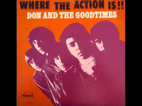 Don and the Goodtimes - Long Green (1965)