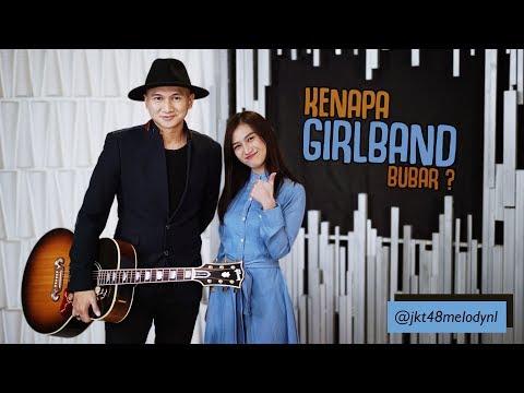 KENAPA GIRLBAND/ BOYBAND BUBAR? feat MELODY JKT48 | #MondayView