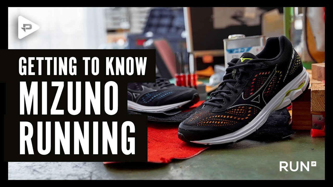 best mizuno running shoes for marathon videos