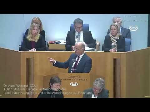 15. Landtagssitzung Rheinland-Pfalz vom 16.11.2016 komplett