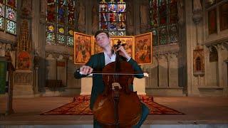 Johann Sebastian Bach - Suite for Violoncello solo No. 4 E flat major - Johannes Raab
