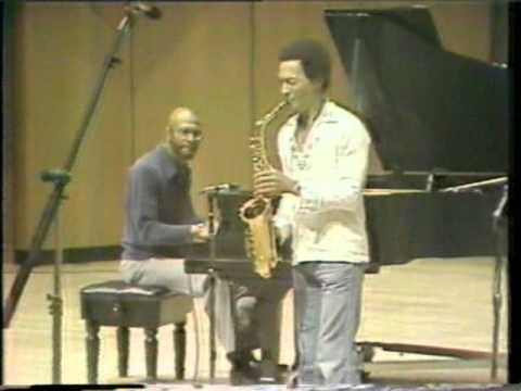 1979 SAXOPHONE Congress in CHICAGO w/ Bunky Green