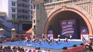 University of Louisville All Girl- NCA college Nationals 20