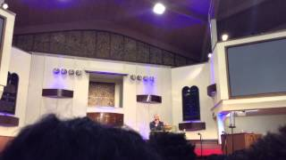 2013 Oakwood University Consecration Address By Pastor Alfonzo Green III