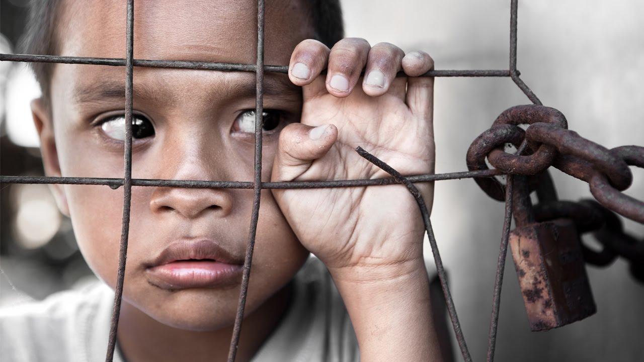 Смотреть видео людей попавших в рабство реально