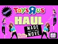 TOYS R US Barbie Made To Move Barbie Doll Toy Haul