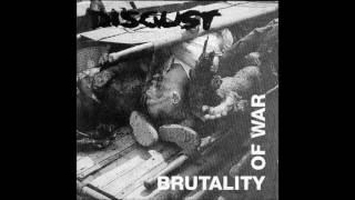 Disgust (UK) - Life Erased