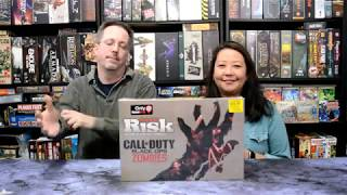 Risk Call of Duty Black Ops Zombies Unboxing