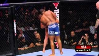 Josh Barnett vs. Daniel Cormier - Final 2012 part4