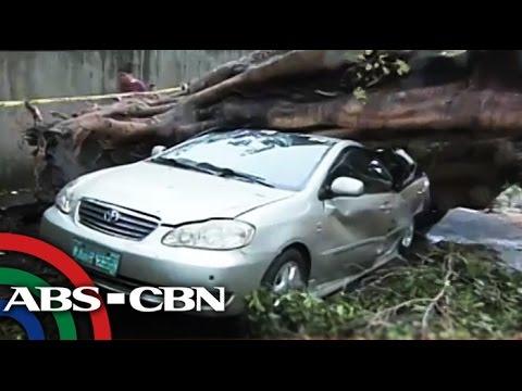 'Glenda' batters Metro Manila
