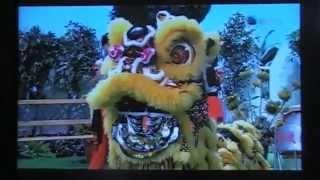 慈航學校醒獅隊上TVB放學ICU受訪片段