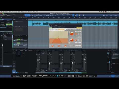 Studio One Pro User Fabfilter Simplon Cut Off Tutorial Ita