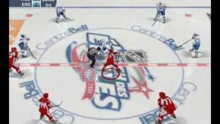 NHL09 PC All-Star Game