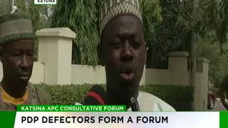 Katsina PDP defectors form APC Consultative Forum