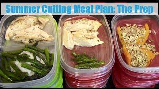 Video Summer Cutting Meal Plan: The Prep download MP3, 3GP, MP4, WEBM, AVI, FLV April 2018
