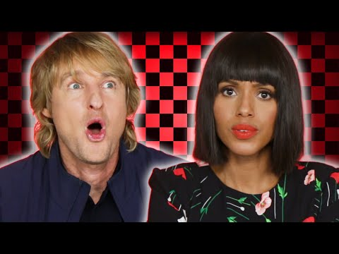 Thumbnail: Owen Wilson & The Cast Of Cars 3 Take A Written Driver's Test