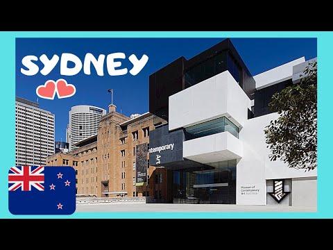 SYDNEY'S Fascinating Museum 🏛️ Of Contemporary Art (Australia), Great Exhibits!