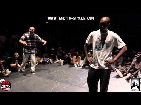 Cecef vs Samuel.| Pool#2 Ghetto Style Fusion Concept