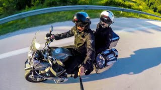 Best Motorcycle Tour Europe-Greece to Germany