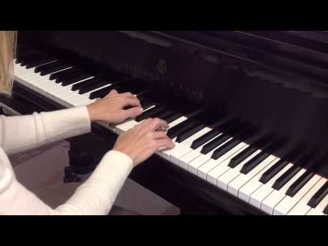Suzuki Piano - Hungarian Folk Song