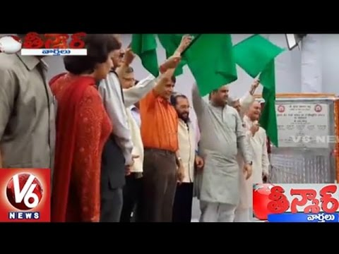 Savithri Funny Comments on Gatiman Express | Delhi-Agra at 160 km/hr on Gatiman Express | V6 News