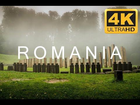 ROMANIA - 4K