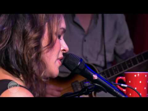 "Norah Jones performing ""Day Breaks"" Live on KCRW"