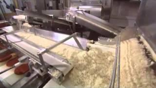 Как делают замороженную пиццу