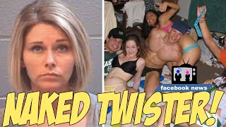 Current Video Coverage - Georgia Mother Accused Of 'Naked Twister P...