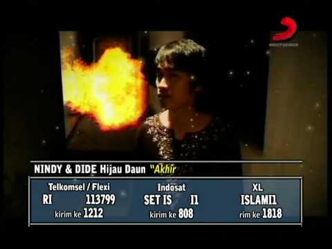 Nindy & Dide Hijau Daun - Akhirnya