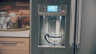 Réfrigérateurs GE avec distributeur d'eau chaude CFE28TSHSS - CFE28USHSS - CYE22USHSS - CYE22TSHSS