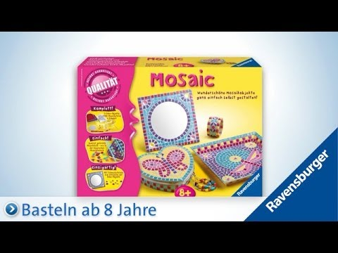 Ravensburger Mosaic Maxi Youtube