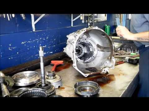4R70W Transmission Tear Down -- Northgate Transmissions ...